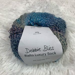 Debbie Bliss Rialto Luxury Sock Yarn Superwash